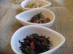 煮物 : 懐かしい家庭の味