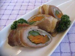 肉・魚 : ひと手間かけた美味しさ