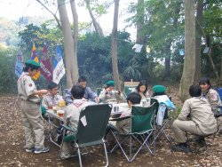 【ボーイ隊】小学5年生~中学3年生